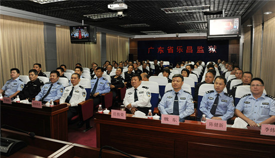 【北江监狱】庆建军91周年 北江监狱开展一系列座谈、走访慰问活动